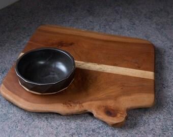 Wood Cutting Board Serving Tray
