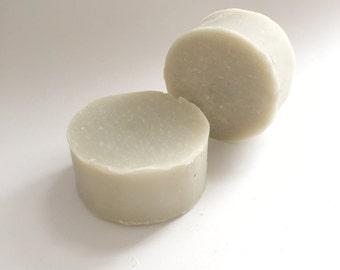 Lavender Cedar Beard & Body Soap• Cold Process Soap, Handmade, Men's Soap, Shaving, Men's