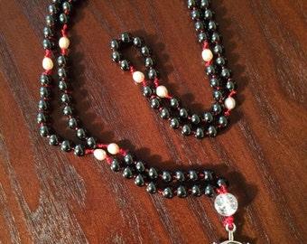 Hematite Prayer Beads