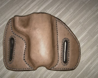 MADE TO ORDER Leather Holster