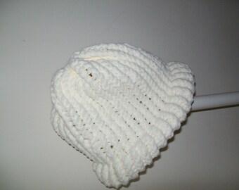 Ivory Lady's Hat