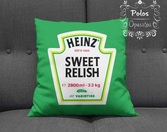 Sweet Relish - Cushion - Pillow