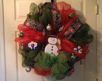 Christmas Wreath - Green