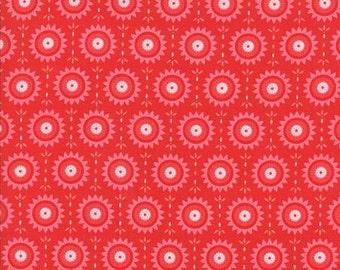 SALE Fabric - Moda Fabric  - Fancy by Lily Ashbury  - Stock #11495 - Cotton fabric by the yard (last yard)
