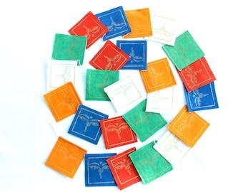 Tibetan Paper Prayer Flags