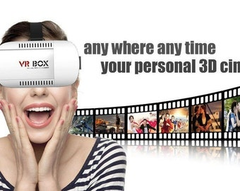 Google Cardboard 3DvirtualHeadset VR BOX