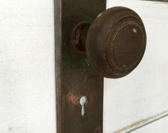 Vintage Door Knob Wall Hooke