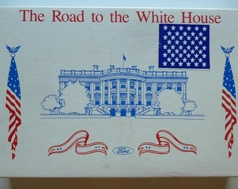"""Game - """"The Road to the White House"""""""