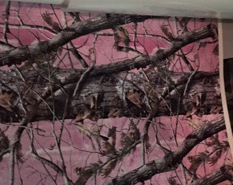 Camo tree htv