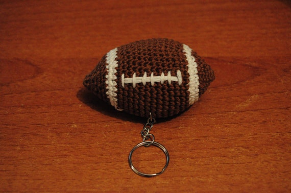 Close Amigurumi Ball : Items similar to Amigurumi NFL Football Ball on Etsy