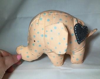 Stuffed Toy Elephant Plushie