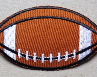 football heat seal patch