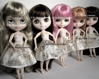 Princess dresses for Blythes