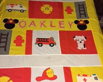 firehouse quilt