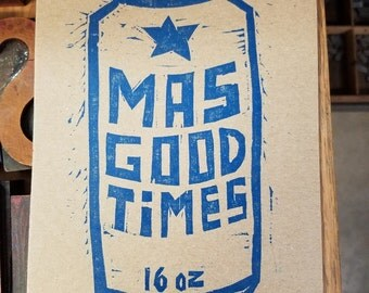 Mas Good Times