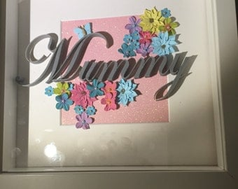 Pretty name frame