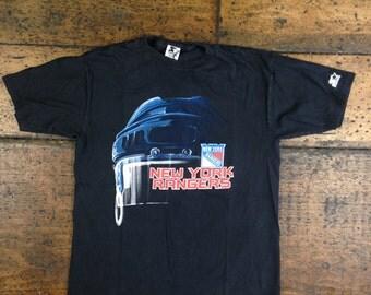 Vintage Starter New York Rangers Shirt