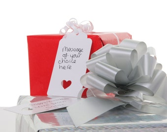 Gift Wrap with Personal Message