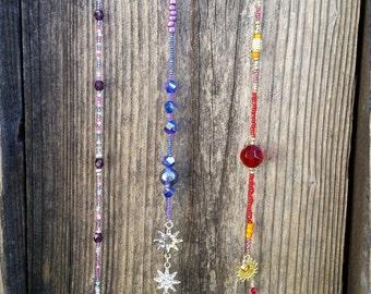 Crystal Window/ Garden Hangings