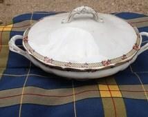 Vegetable dish porcelain 1920s