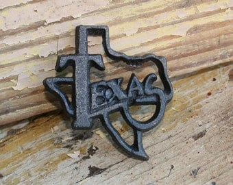 Texas Shaped Nail Head