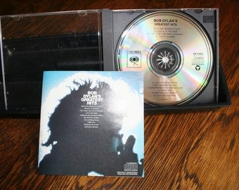 Bob Dylan's Greatest Hits - CD - 1967 ,  Classic Vintage CD