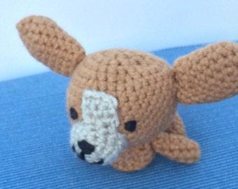 Chihuahua Crochet Amigurumi