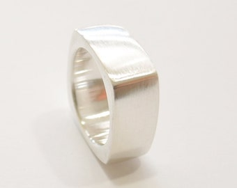 Designer ring, 925 Silver, solid silver ring