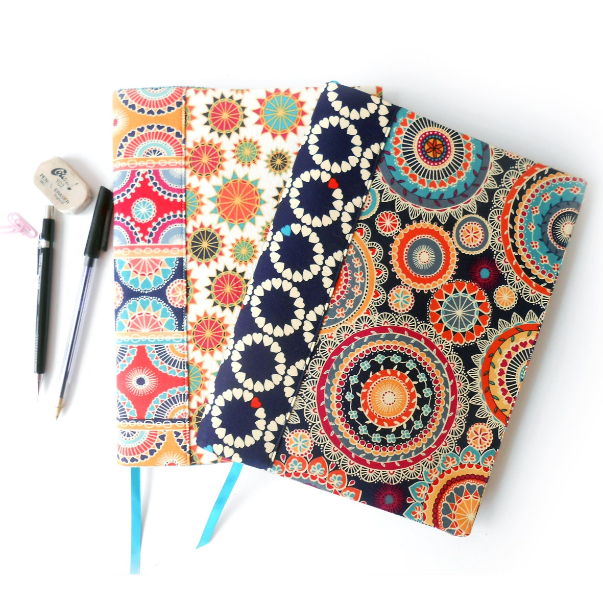 Book Cover Patterns Photo Free : Composition book cover pattern and tutorial notebook