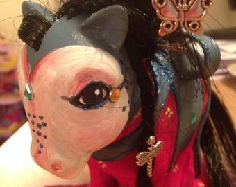 Custom Geisha My Little Pony
