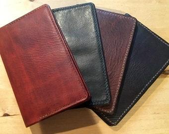 Passport Wallet/Notebook Cover