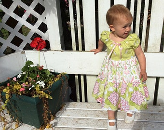 Handmade Toddler Girl Dress