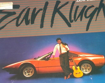 Vinyl Record, Earl Klugh Low Ride record album, vintage vinyl record