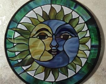 Sun & Moon Coaster