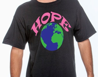 Restore Your Hope Tees, Save Our Earth Tees, Recycle, Global Awareness Tees, Humanity, Dead Head Tees