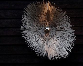Metal art Impact