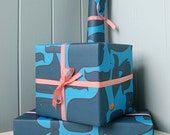 Whale & Fish Gift Wrap Set