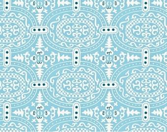 Amy Butler Alchemy Studio Fabric   Memoir in Vapor  Organic Cotton Fabric