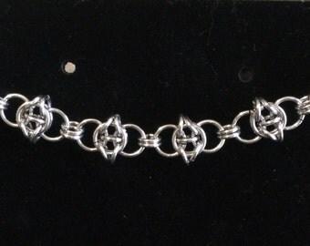 Chainmaille• Celtic• Bracelet