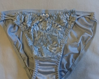 Silky Bikini Panties by Jintana Lingerie (size 10 Aus/UK & 5/US)