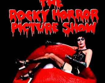 Handmade Rocky Horror Picture Show Shoes