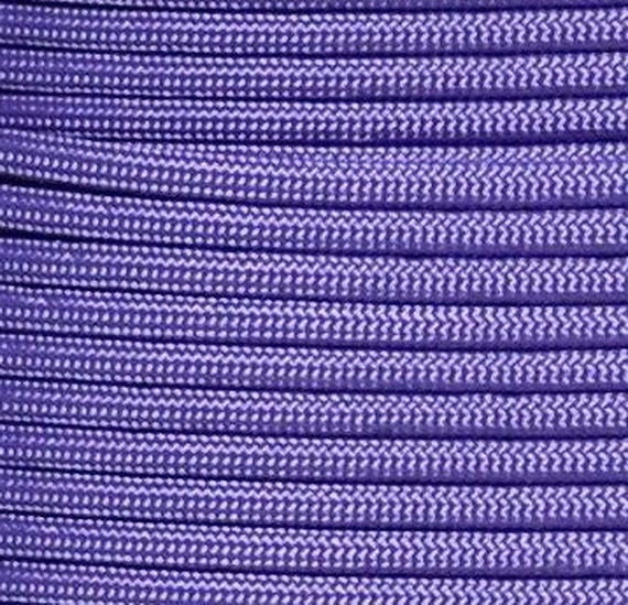 650 Paracord 100 Ft Hank Purple From Cobust On Etsy Studio