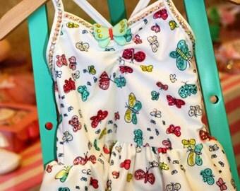 Baby Girl Bling Swimsuit