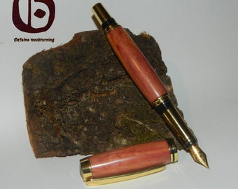 Cherryplum fountain pen