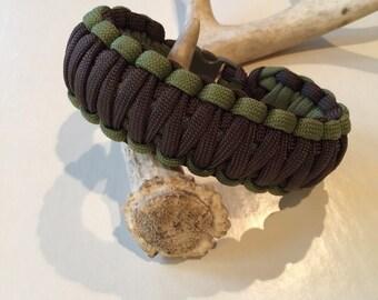 King Cobra Paracord Survival EDC Bracelet