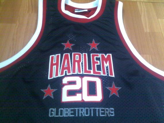 online store c0468 2d684 delicate Platinum Fubu jersey Harlem Globetrotters by 90shiphopfashion