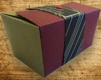Printable Cardboard Gift Box