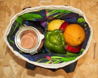 The market 2-compartment bag