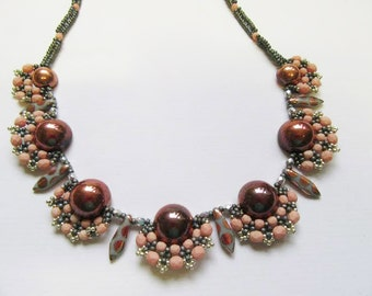 KIT diy necklace LANNA