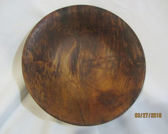 Ancientwood Shallow Bowl